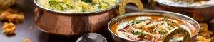 Various indian cuisine